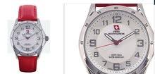 Swiss Mountaineer ساعة سويسرية أصلية نسائية  جودة عالية بسعر معقول