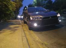 Mitsubishi Lancer 2009 For sale - Grey color