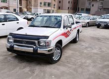 White Toyota Hilux 1998 for sale
