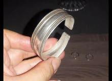 سوار من النقرة bracelet d'argent