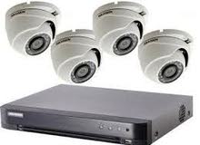 CCTV camera brand Hik vision  and VDO door phone