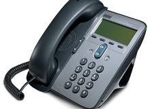 Cisco CP-7906G  IP Phone تليفون سيسكو
