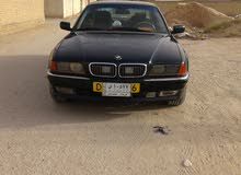 BMW 740 2017 - Used