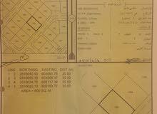 ارض للبيع مباشرة من المالك جنوب الباطنة الفليج القديمة بالقرب من الخزان