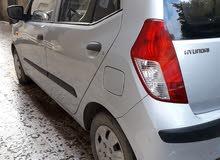 Silver Hyundai i10 2010 for sale