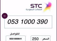 رقم مميز 053.1000.390