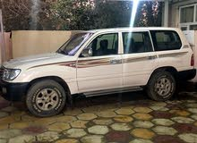 Manual White Toyota 2000 for sale