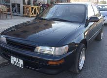 Manual Toyota Corolla 1993