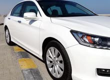 Honda Accord 2014 For sale - White color