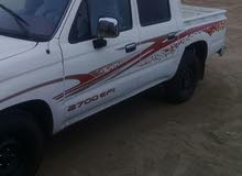 Manual Toyota 2002 for sale - Used - Jazan city