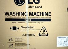 غسالة LG سعة حوضين 10 كيلو
