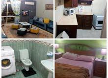 شقة مفروشة للعائلات للايجار 115 متر مكرم عبيد مدينة نصر