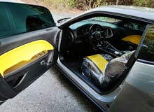 dodge challenger V6 hellcat body kit