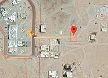 للبيع ارض سكنية بمرتفعات العامرات الثامنة مفتوحه على جهتين