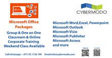 Microsoft Office - Microsoft Word, Excel PowerPoint Training