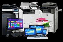 Computer Laptop Printer & Photo Copier Repair & Sales