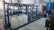 مصنع مياه قائم وناجح مضمون للشريك به ضمانات قوية جداً .