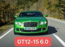 Bumper / Mesh / Grille for Bentley Continental GT 2012 - 2015 6.0