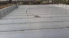 تغليف الاسطح بالمواد العازلة