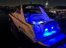 يخت قارب امريكي 33قدم سي ري