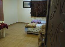 شقة غرفتين مفروشة للايجاربالعزيزية بمكة المكرمة