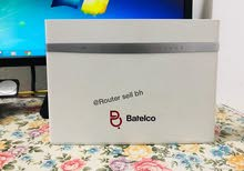 Huawei Batelco 4G plus wifi router Model B525 unlocked Stc zain Batelco sim work Dual Band wifi