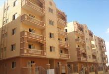 شقة للبيع بكمبوند طيبة جاردنز – مرحلة ثالثة – مساحة 185متر