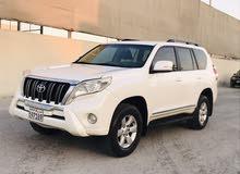 Toyota prado 2014 for sale accident free 6 cylinder