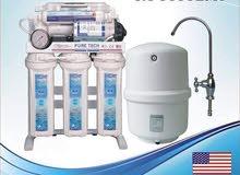 فلاتر مياه للبيع( امريكي ) عروض خاصه لجميع الامارات