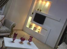 شقة سوبرلوكس للبيع في الداقادوستا بالاثاث  الدور الثالث علوي