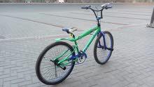 دراجه بالوان جميله جدا