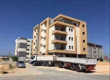 يوجد عمارة استثمارية جديد خمسة ادوار للبيع خلف جامعة ناصر