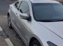 فرصة سيارة هوندا اكورد 2012 فول ابشن مع فتحة سقف بحالة جيدة