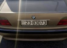 BMW 730 2001 for rent per Week