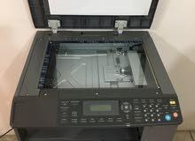 ماكينة تصوير و طابعات ليزر اسود و ملون للبيع
