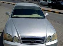 Silver Kia Optima 2004 for sale