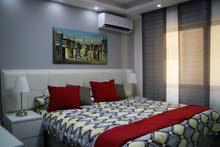 - استوديو مفروش فرش فاخر - عبدون cozy stylish Studio apartment located in North Abdon