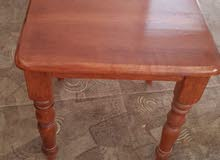 Available for sale in Kuwait City - Used Tables - Chairs - End Tables