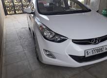Beige Hyundai Elantra 2013 for sale