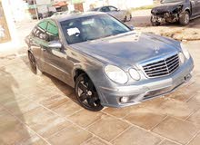 Automatic Turquoise Mercedes Benz 2005 for sale