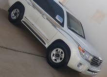 White Toyota Land Cruiser 2009 for sale