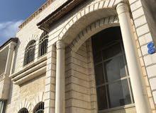 فيلا متلاصقه عدد 2 و روف مستقل  220 م  مساحه كامل البناء 1140م عمان،ضاحية الرشيد بجانب مدارس الارقم