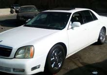 Automatic White Cadillac 2004 for sale