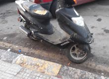 Used Vespa motorbike directly from the owner