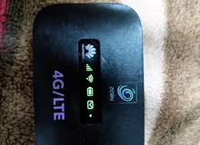 راوتر نت  router WiFi من شركة زين نوع هواوي 4G نظيف جدا