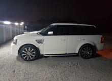 White Land Rover Range Rover Sport 2008 for sale