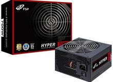 Power Supply FSP Hyper 600w للبيع