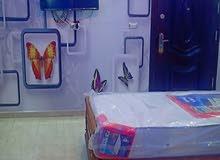 استديوهات مفروشة للايجار في مدينة اكتوبر