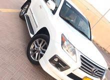 Lexus LX car for sale 2013 in Ibri city
