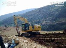 إصلاح الأراضي الزراعيه وبناء السلاسل الحجرية0775061442